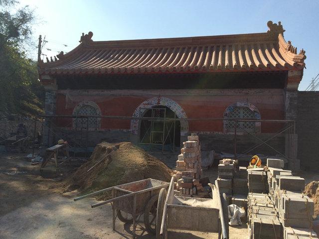 琉璃渠村关帝庙